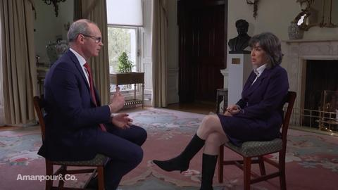 Amanpour and Company -- Irish Deputy Prime Minister Simon Coveney on Brexit