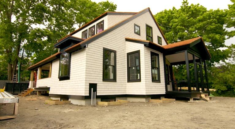 This Old House: Designing Their Dream Home | The Jamestown Net Zero House