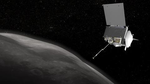 NOVA -- Touching the Asteroid Promo