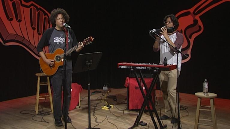 Music Spotlight: Mike and Damian Montoya