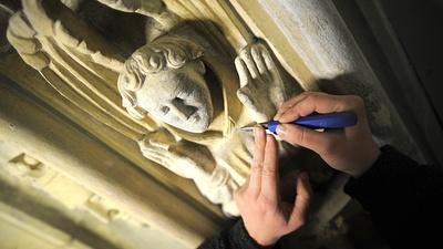 British artisans preach patience for Notre Dame restoration