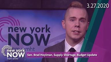Coronavirus Latest: Sen. Brad Hoylman, Budget Update