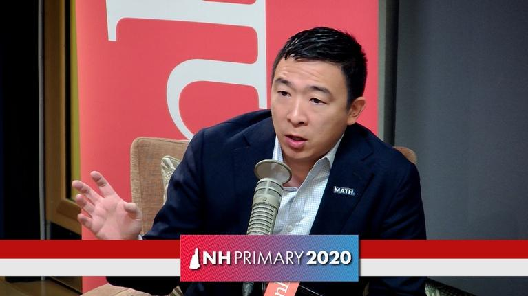NH Votes: Andrew Yang: Presidential Primary Candidate