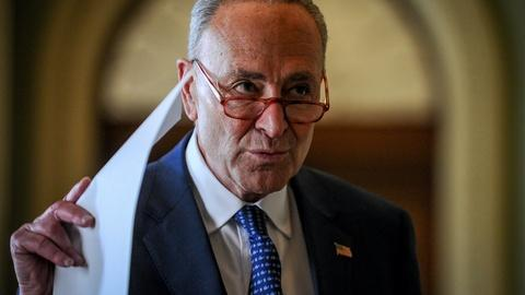 Schumer on how to control pandemic-induced recession
