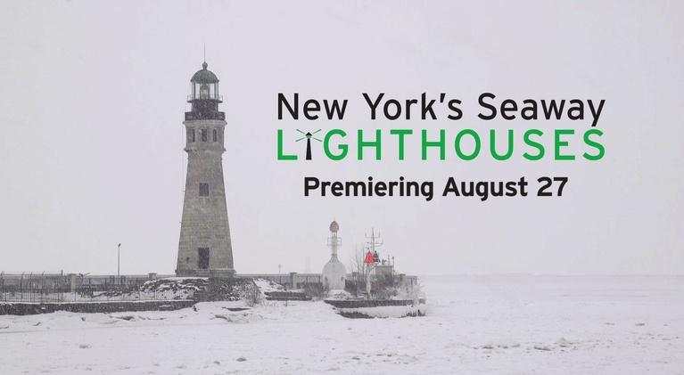 New York's Seaway Lighthouses: New York's Seaway Lighthouses Preview