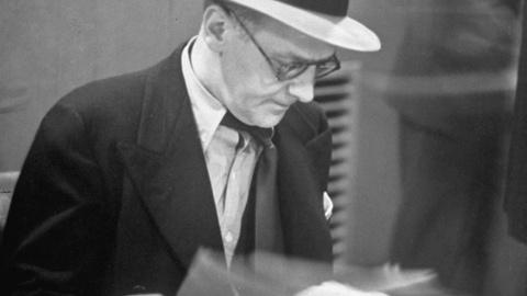 "American Masters -- Walter Winchell and the ""trial of the century"""
