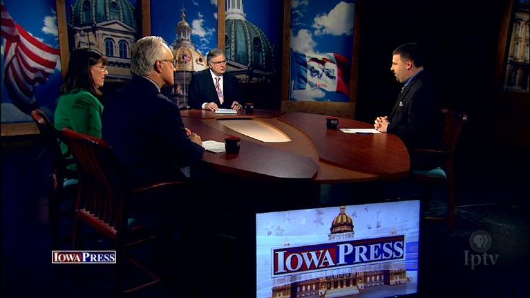Iowa Press: Reporters' Roundtable (March 15, 2019)