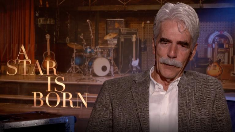 "Flicks: Sam Elliott for ""A Star is Born"""