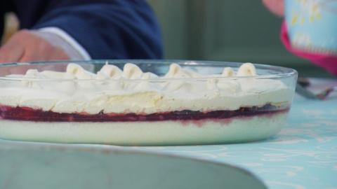 Technical Challenge: Queen of Puddings