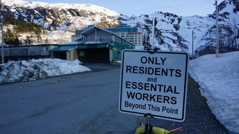 PBS NewsHour -- Alaska's geography delayed virus -- but hasn't prevented it