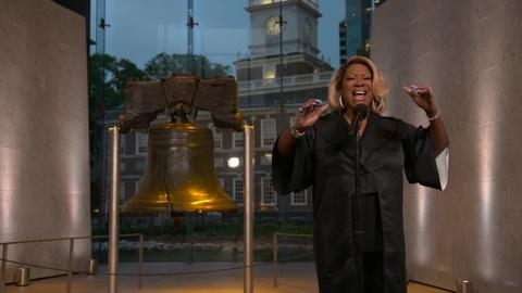 """A Capitol Fourth -- Patti LaBelle Performs """"Somewhere over the Rainbow"""""""