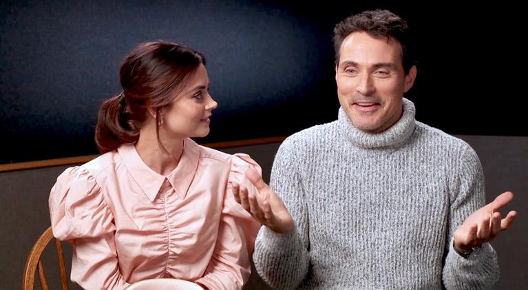 "Victoria: The Cast Plays ""Would You Rather"" Game"