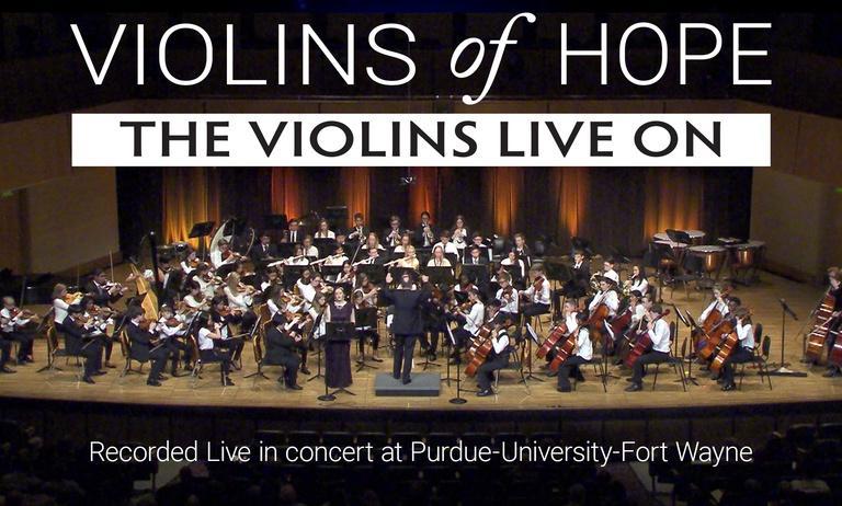 Violins of Hope: The Violins Live On
