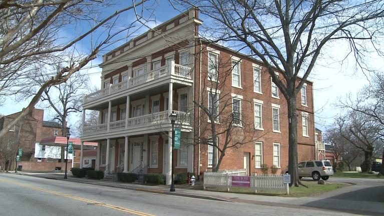 Trail of History: Trail of History - York, SC