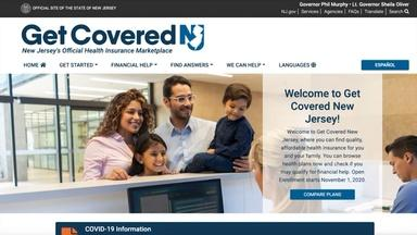 NJ launches new health care exchange: Get Covered New Jersey