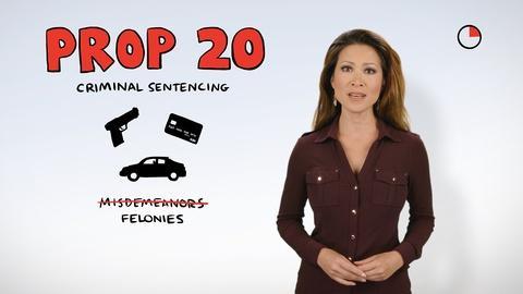 Ballot Brief -- Prop 20 in a Minute: Tougher Criminal Sentencing