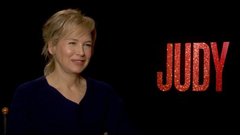 "Flicks: Renee Zellweger for ""Judy"""