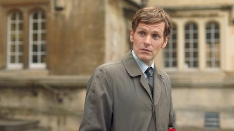 Endeavour -- Shaun Evans on Locations