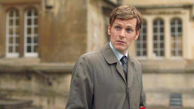 Endeavour: Shaun Evans on Locations