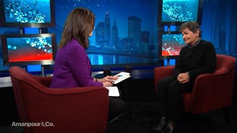 Amanpour and Company -- March 9, 2020