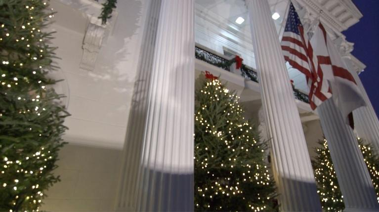 Alabama Public Television Specials: Christmas at the Governor's Mansion