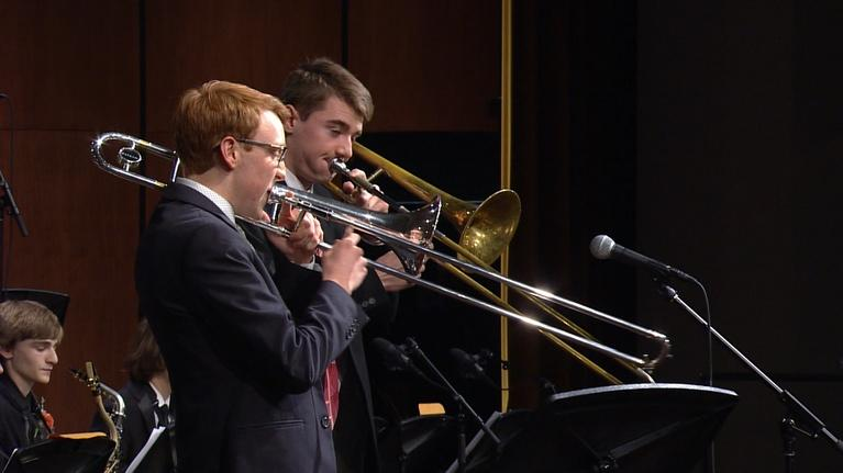 High School Activities: 2018 All-State Jazz Band