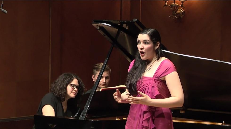 Student Recital: Beethoven and Berlioz image