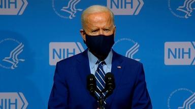 President Joe Biden's COVID-19 Agenda