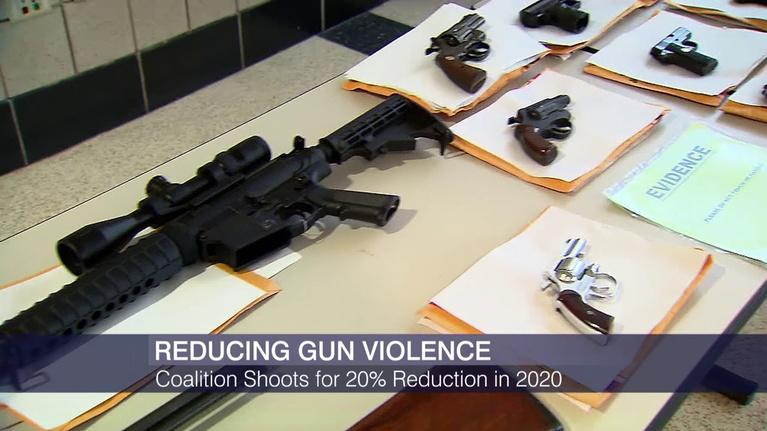 Chicago Tonight: Coalition Works Toward 20% Reduction in Chicago Gun Violence