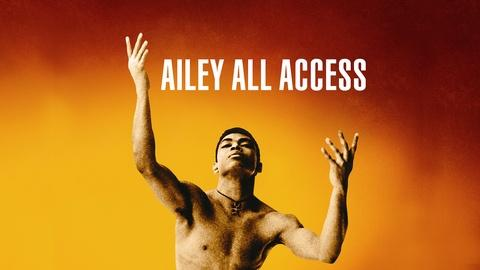 MetroFocus -- Still They Dance! Ailey All Access Online Initiative