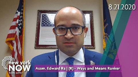 Assemblyman Edward Ra on New York's Fiscal Crisis