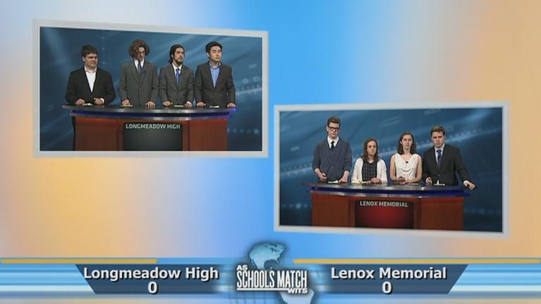As Schools Match Wits: Quarterfinal #4: Longmeadow vs. Lenox (May 26, 2018)