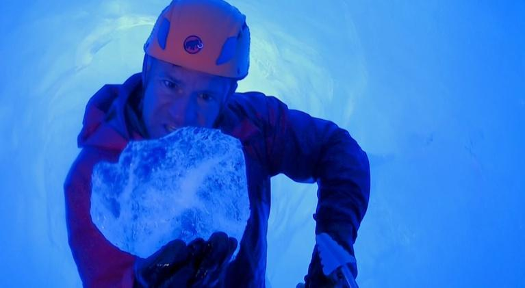 Wild Alaska Live: Climbing Inside a Glacier