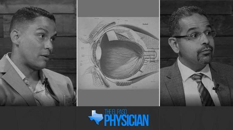 The El Paso Physician: Ocular Emergencies and Comprehensive Eye Exams