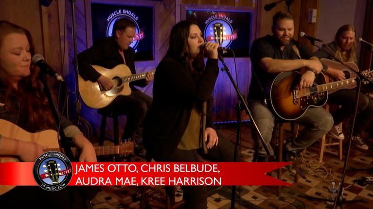 Muscle Shoals to Music Row: James Otto, Chris Belbude, Audra Mae, Kree Harrison