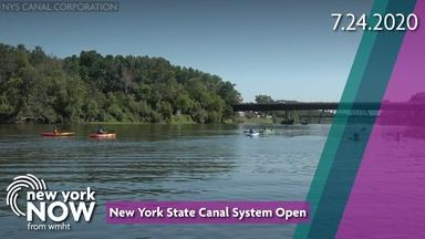 New York Canal System Open for Business
