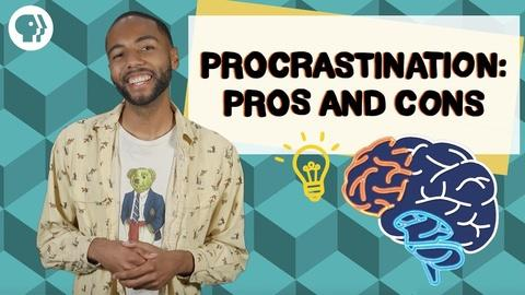 Above The Noise -- Can Procrastination Be A Good Thing?