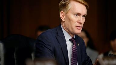 Lankford says Democrats putting politics over police reform