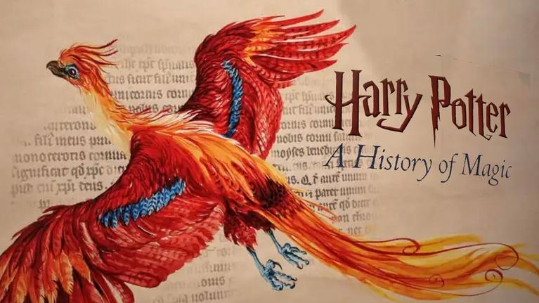 Louisiana Public Broadcasting Presents: HARRY POTTER: A HISTORY OF MAGIC