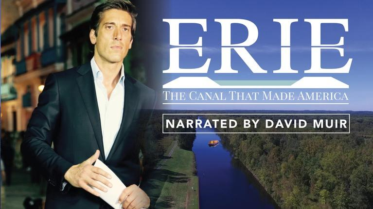 WCNY Documentaries: Erie: The Canal That Made America