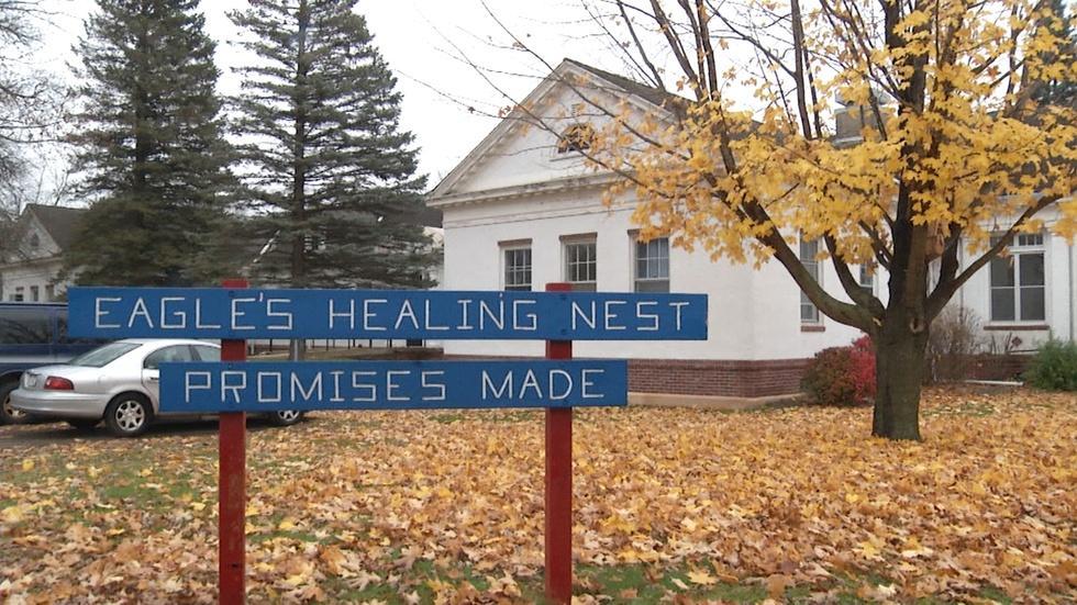 Veterans Healing: Eagles Healing Nest image