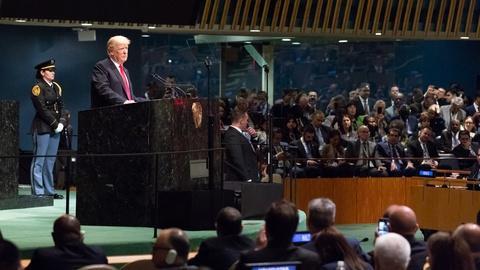 Washington Week -- EXTRA: President Trump at UN General Assembly