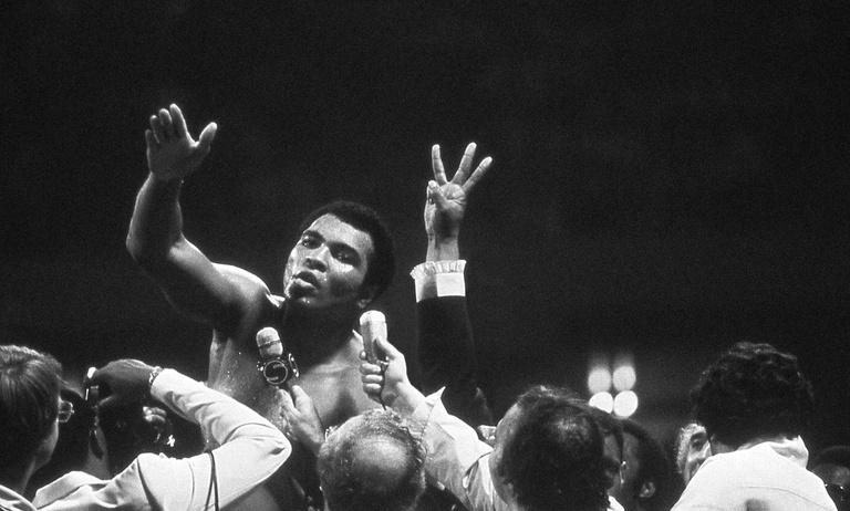 Muhammad Ali - A Look Ahead