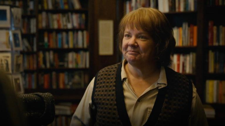 "Flicks: Melissa McCarthy for ""Can You Ever Forgive Me?"""