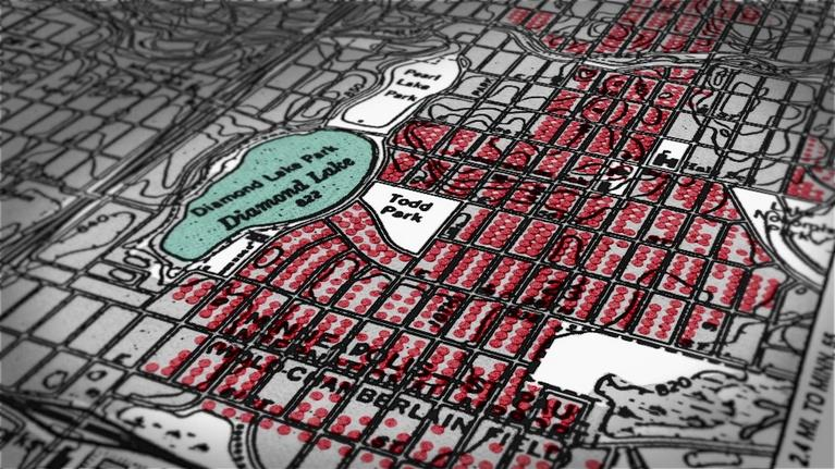 Retro Local: Redlining: The Jim Crow Laws of the North