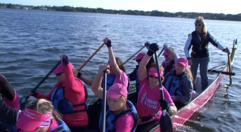 ONE CENTRAL FLORIDA: Dragon boat, Sculptor, Apopka, Cameron Carlyle, Past Gas