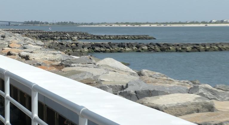 NJTV News: Seawall in Atlantic City opens ahead of summer season