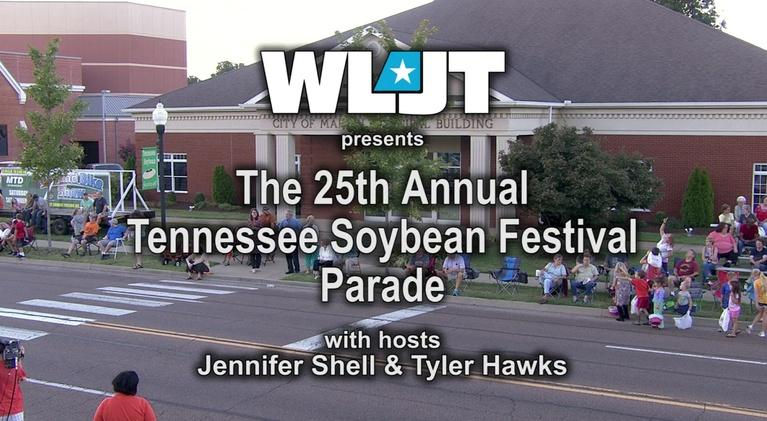 WLJT Specials: 2018 Tennessee Soybean Festival Parade