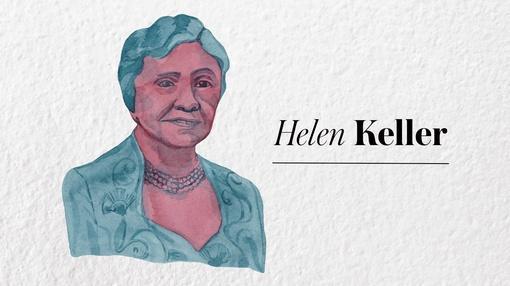 They Dared! : Helen Keller