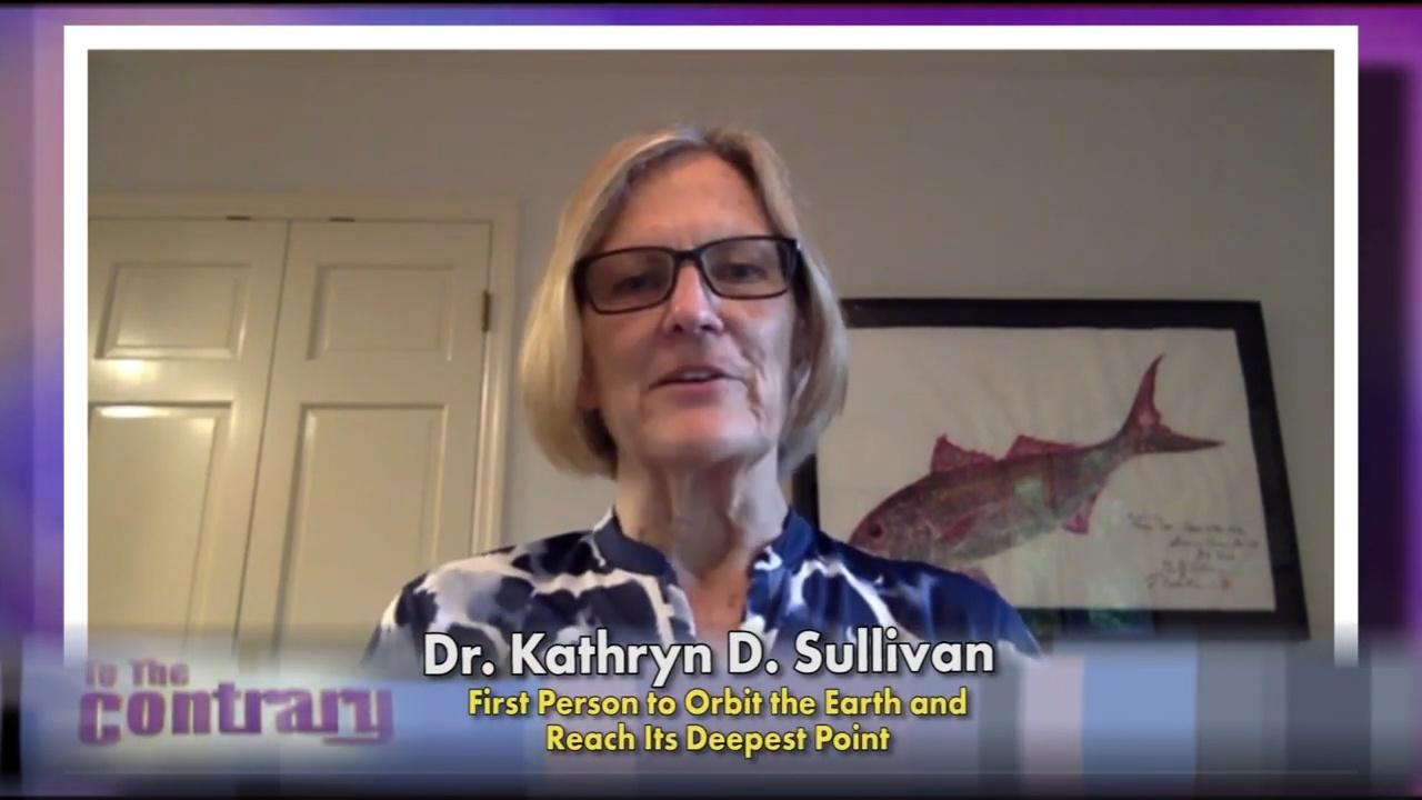 Woman Thought Leader: Dr. Kathryn D. Sullivan